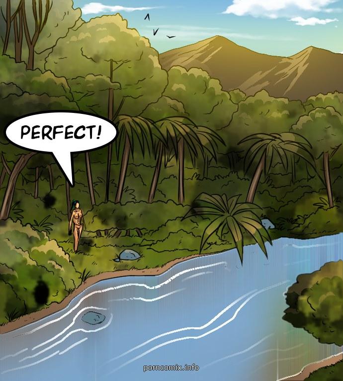 Savita Bhabhi 67- Jungle Love - part 8