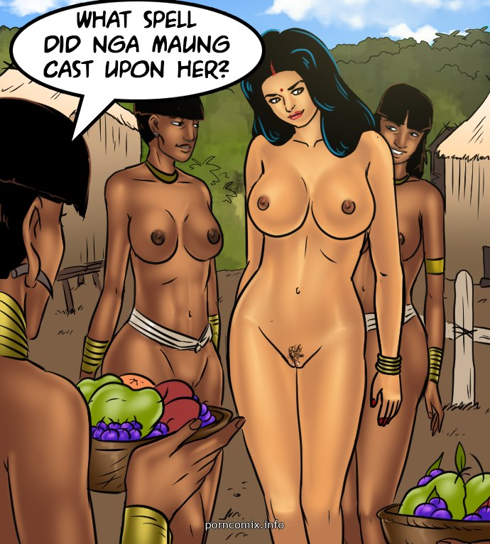 Savita Bhabhi 67- Jungle Love - part 14