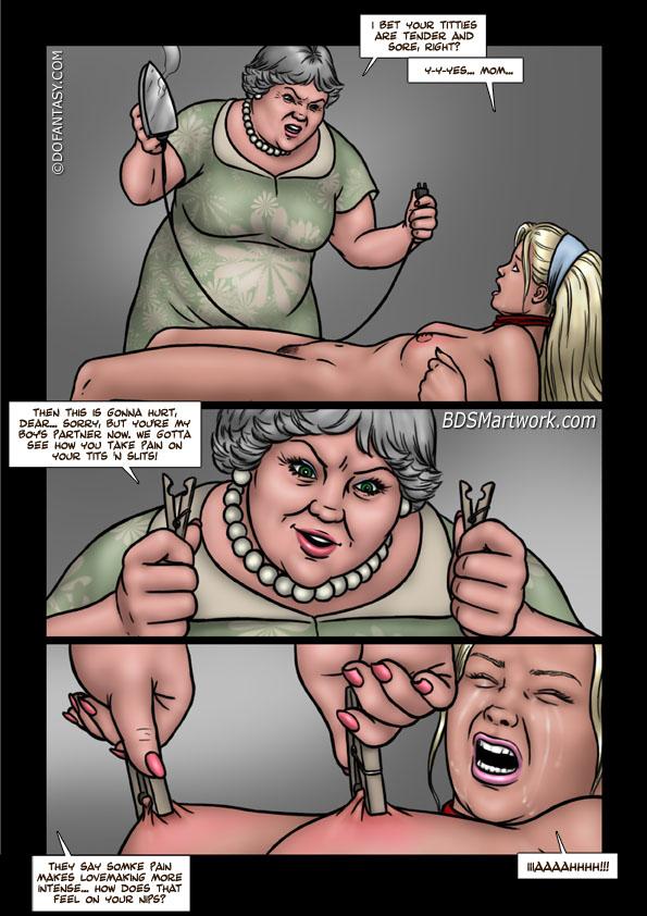 Mamas Boy- Slasher - part 2