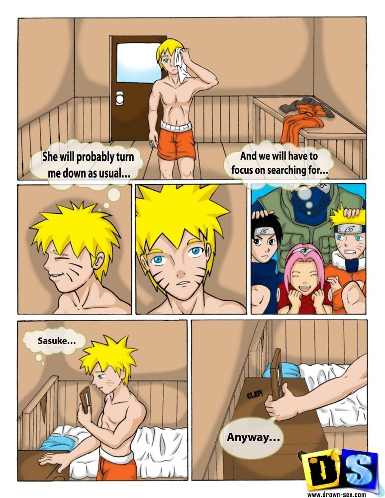 Naruto -Drawn Sex