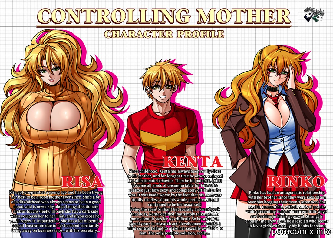 Controlling Mother 3