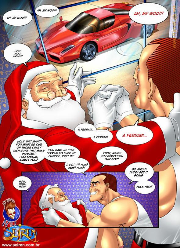 Santas charity- Seiren