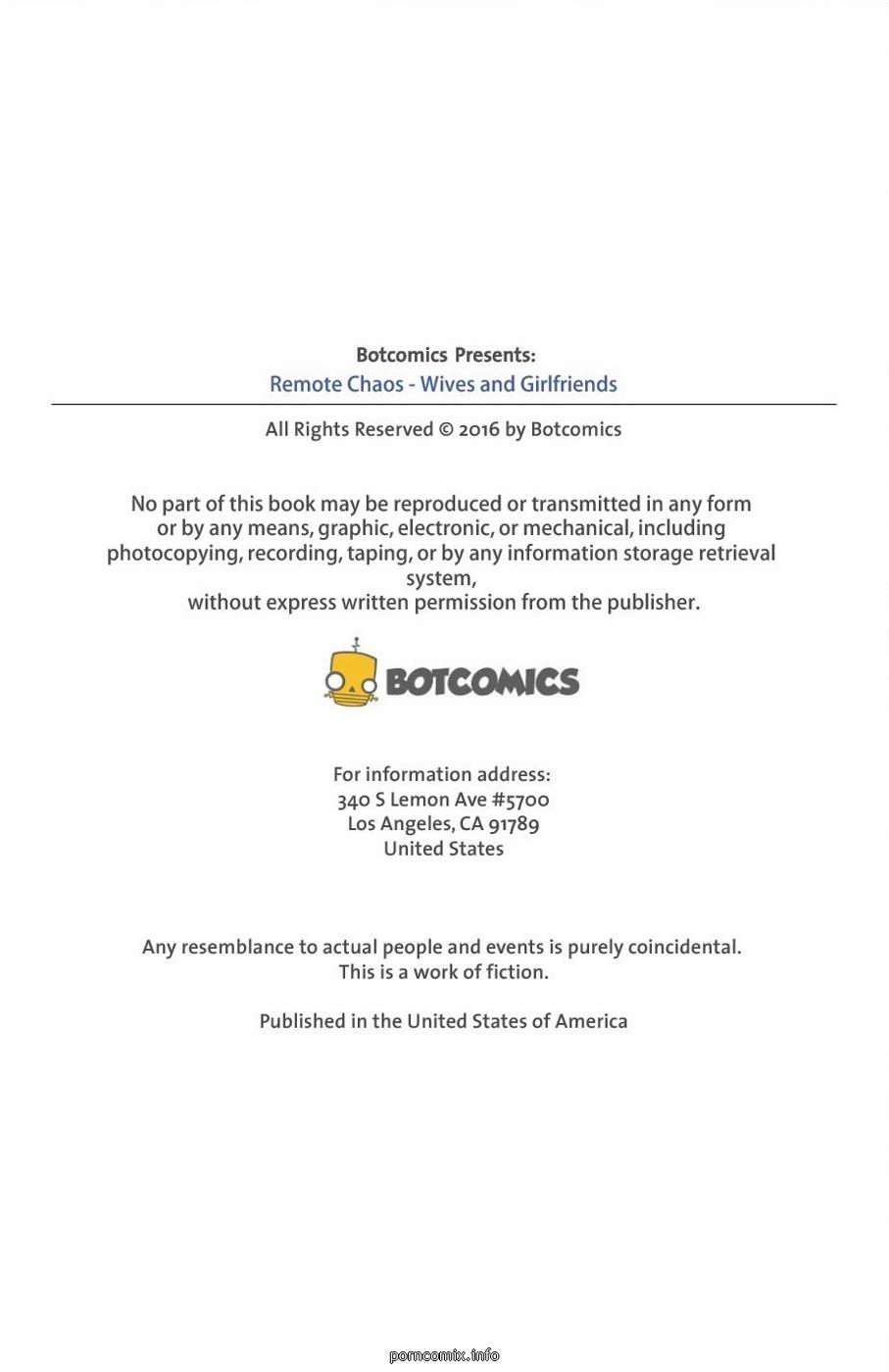 Remote Chaos 3- BotComics