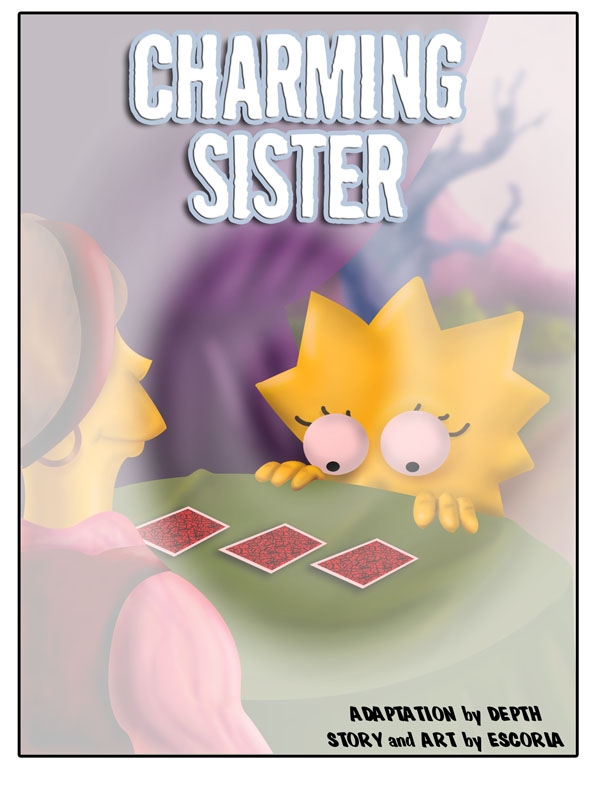 Charming Sister - The Simpsons