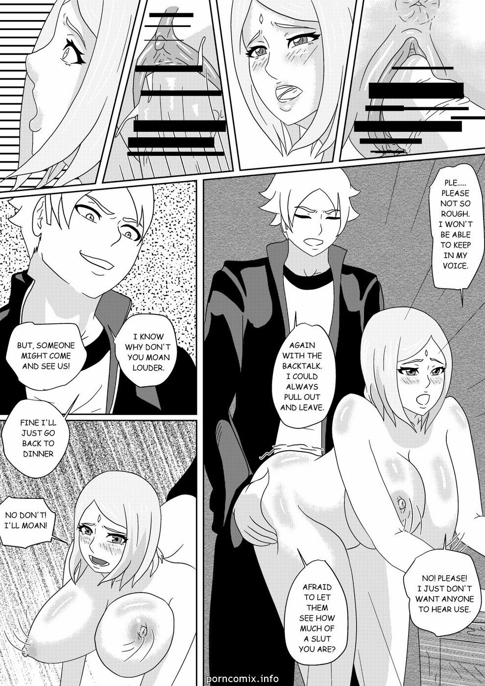 Sakura\'s infidelity (Naruto)
