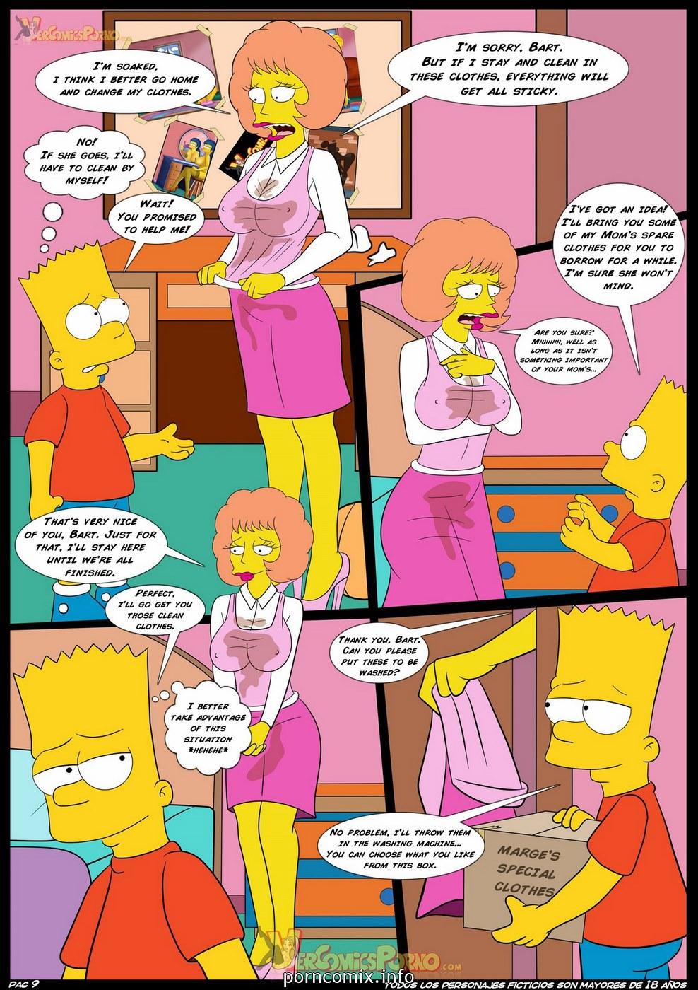 Los Simpsons 4- Old Habits