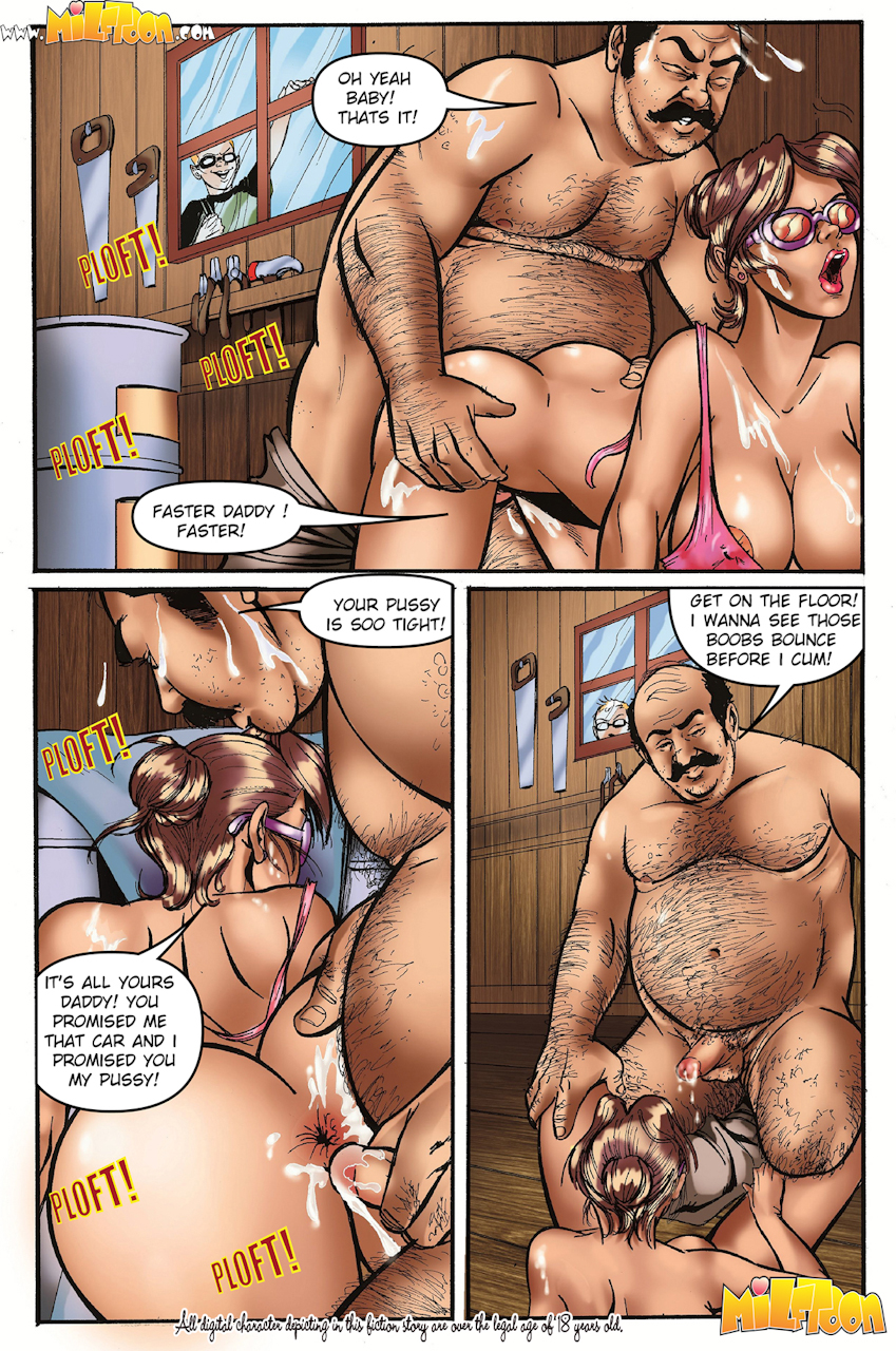 Milftoon- Where is She (Part 3)