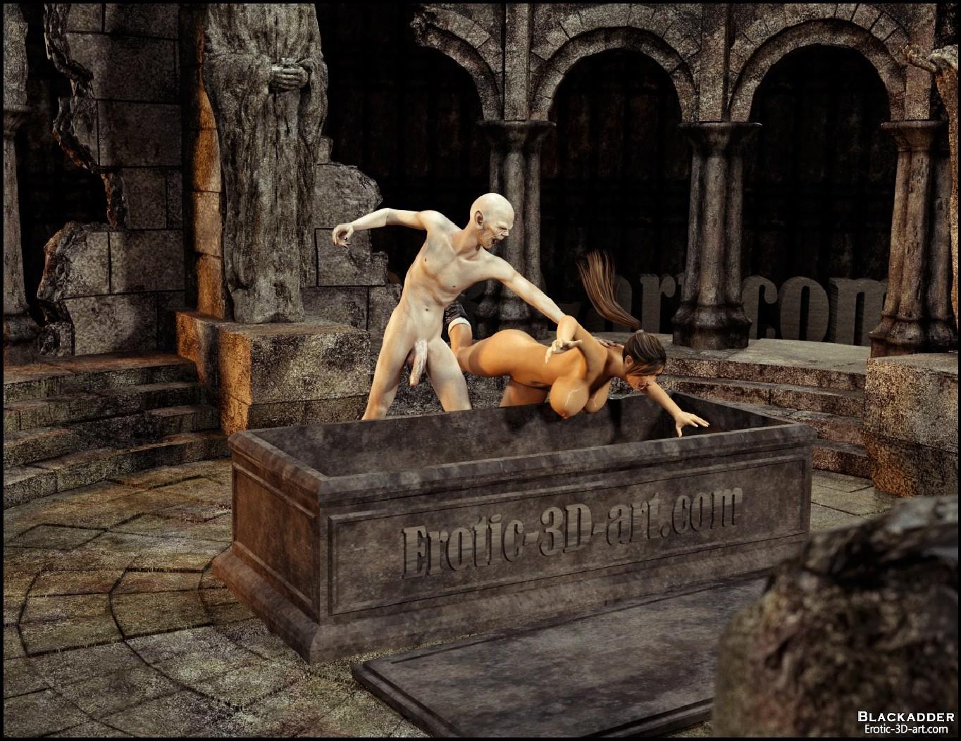 Blackadder- Monster Sex 06 - part 4