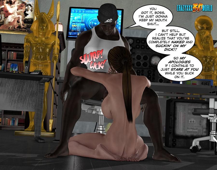 Lara Croft- Clara Ravens 1 - part 4