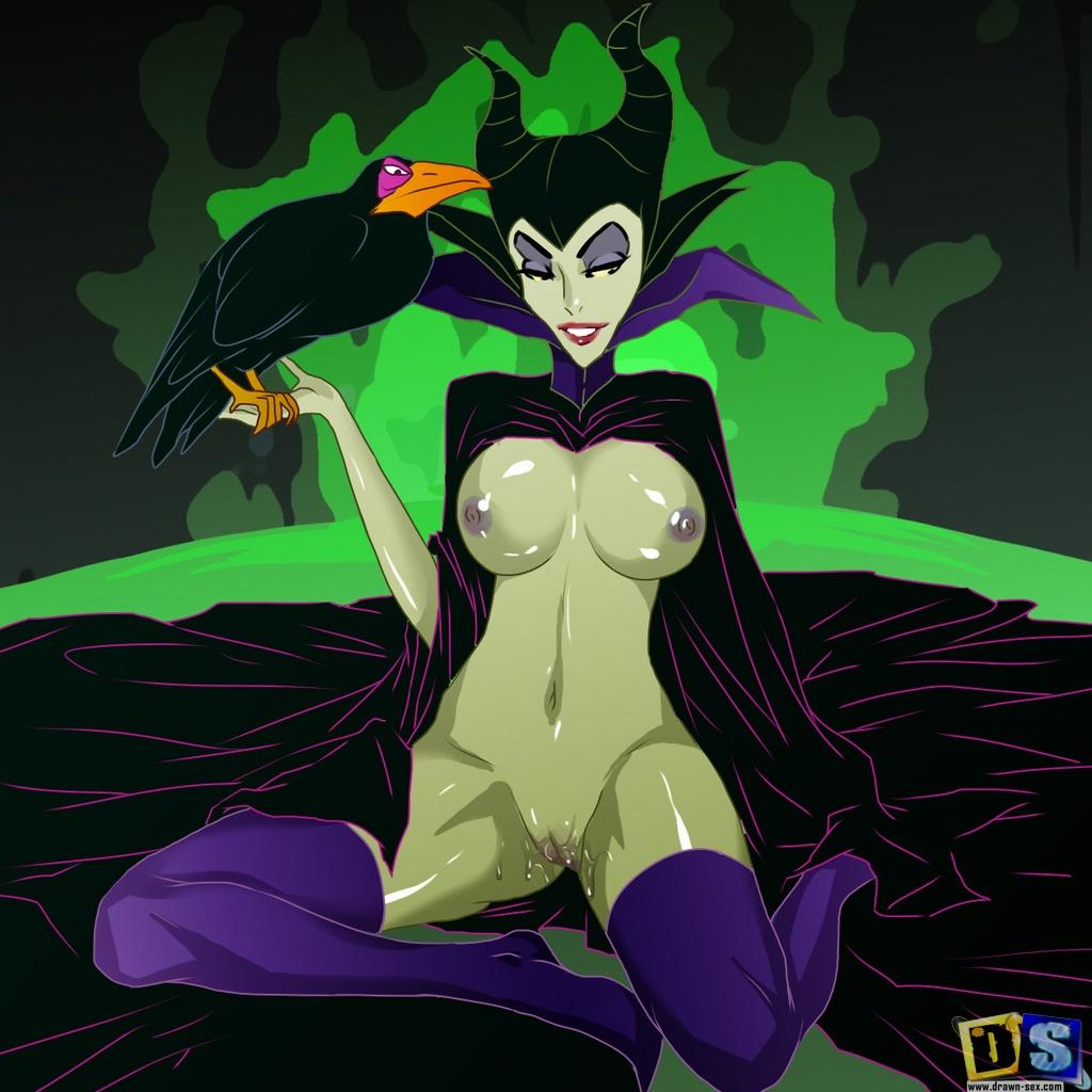 Sleeping Beauty Aurora- Drawn Sex