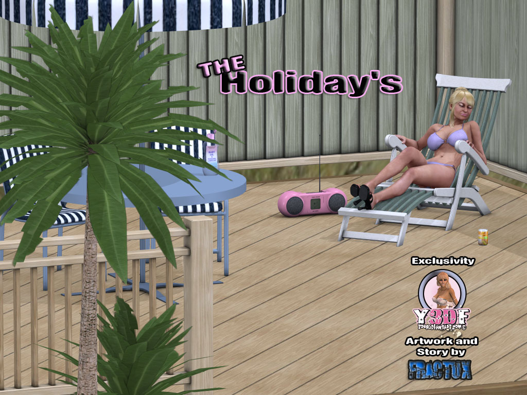 Y3DF- The Holiday\'s 1