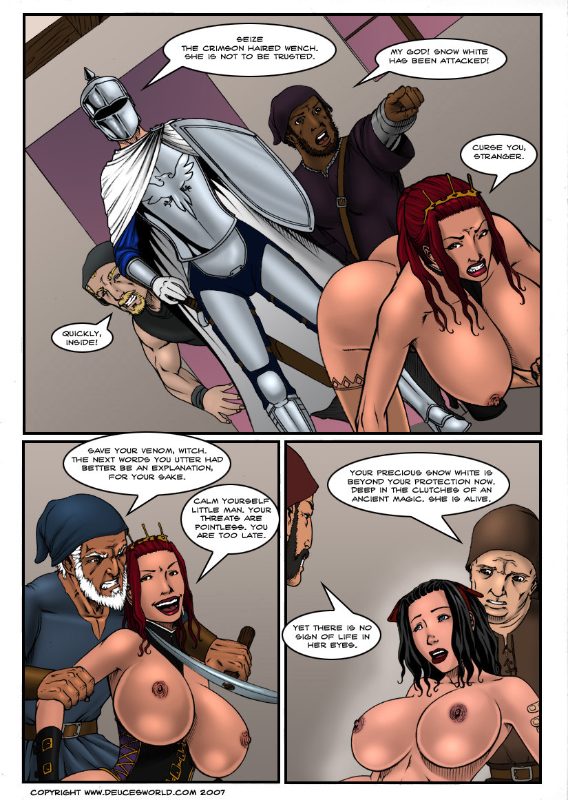 Fucked up Fairy Tales- Not So White, DeucesWorld - part 2