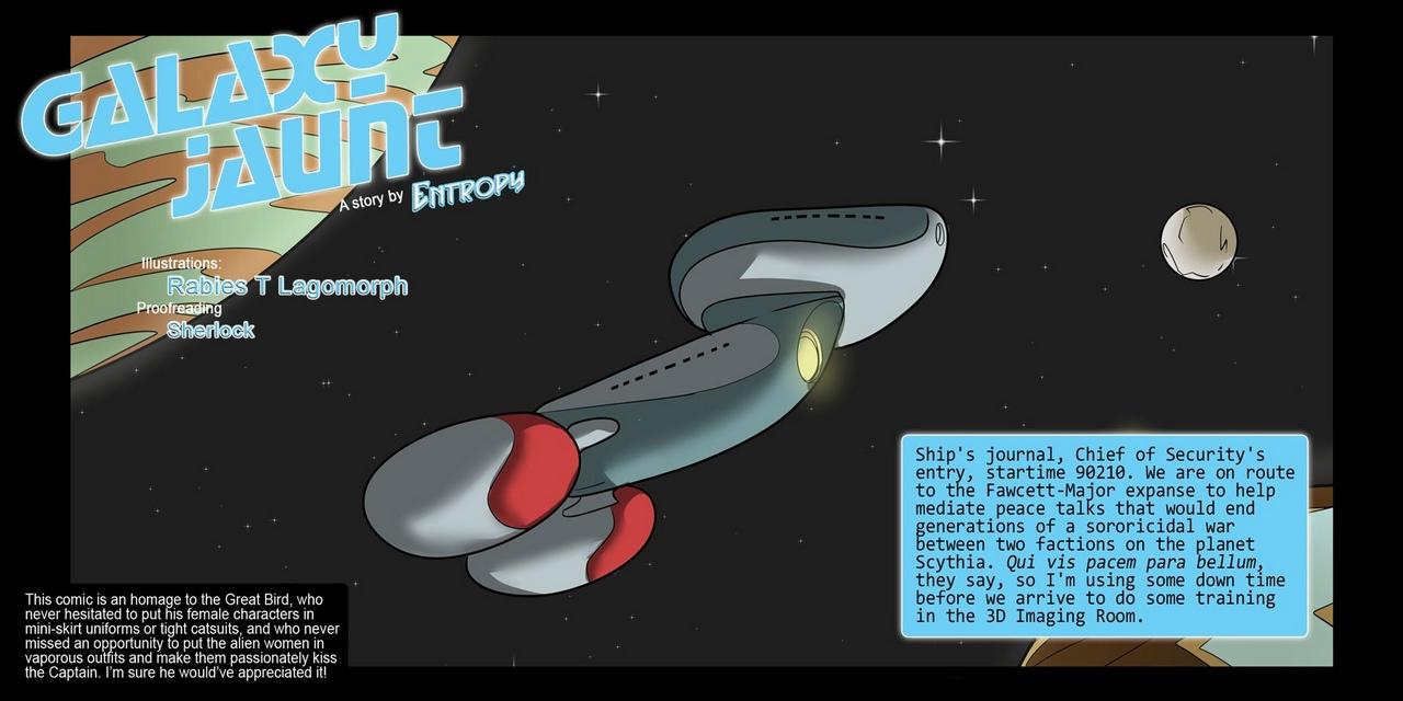 Galaxy Jaunt - Episode 2