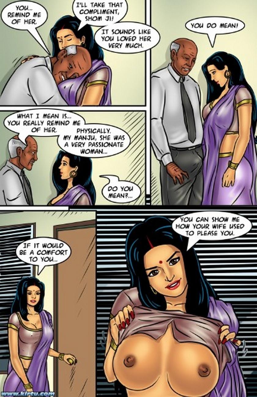 Savita Bhabhi 63 - The Candidate - part 2