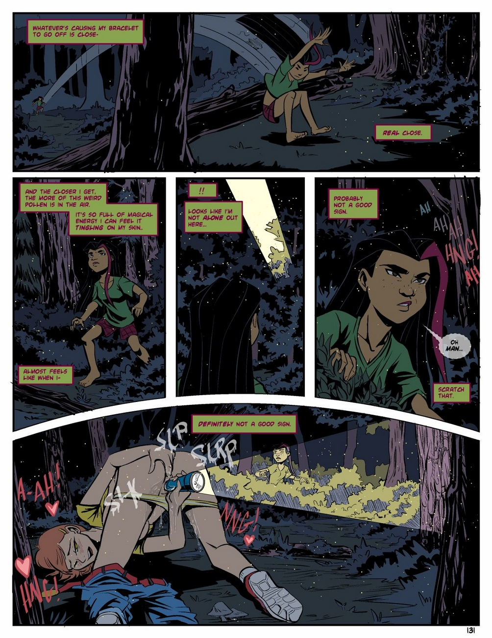 Camp Sherwood [Mr.D] (Ongoing) - part 9