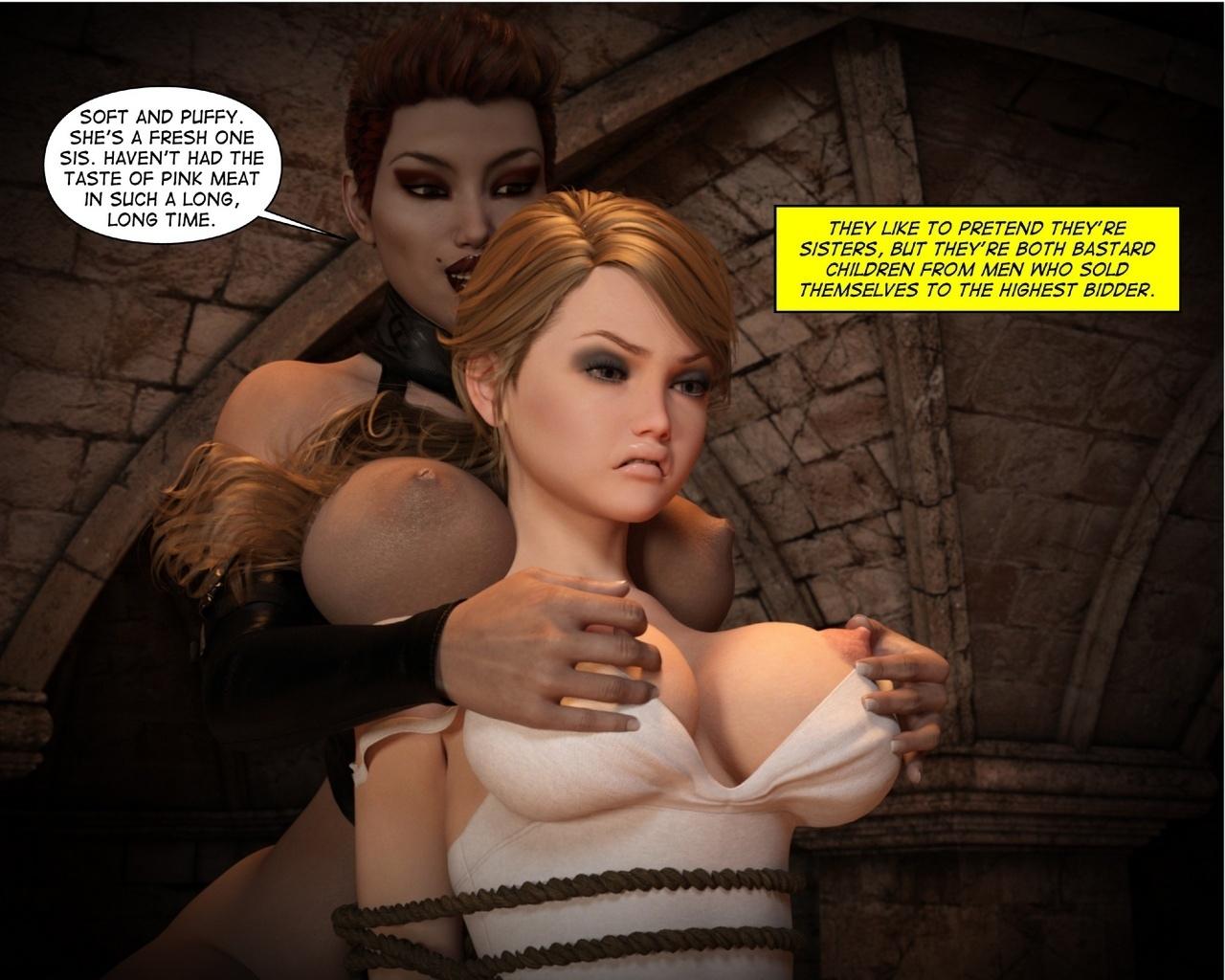Helen Black Vampire Hunter - To Hell 1 - part 3
