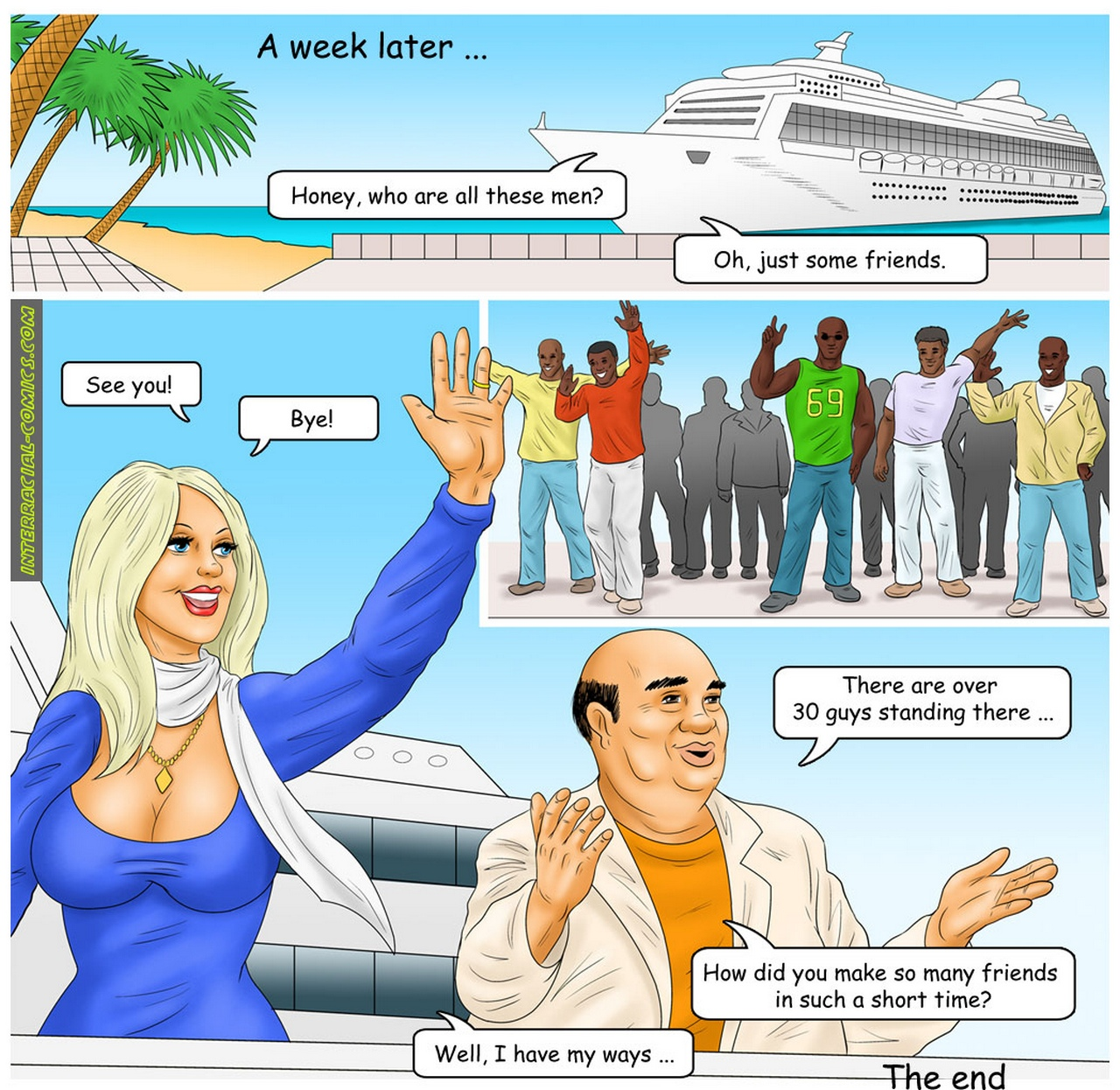 The Caribbean Holidays - part 3