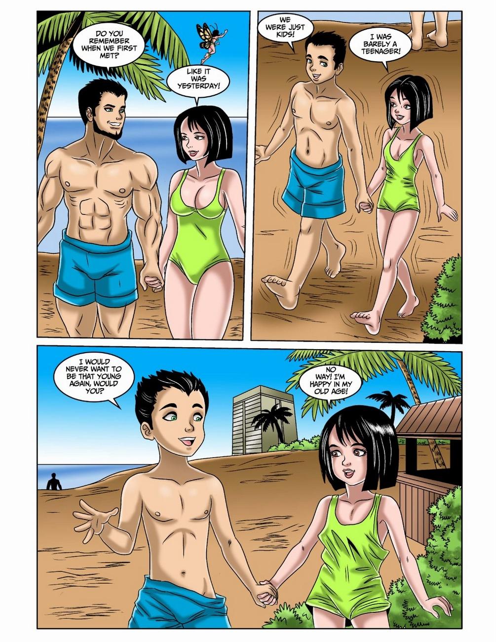 The Puberty Fairies 2 - part 2
