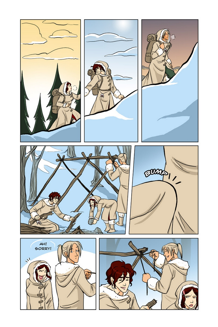 Riding Hood - The Wolf And The Fox - part 2