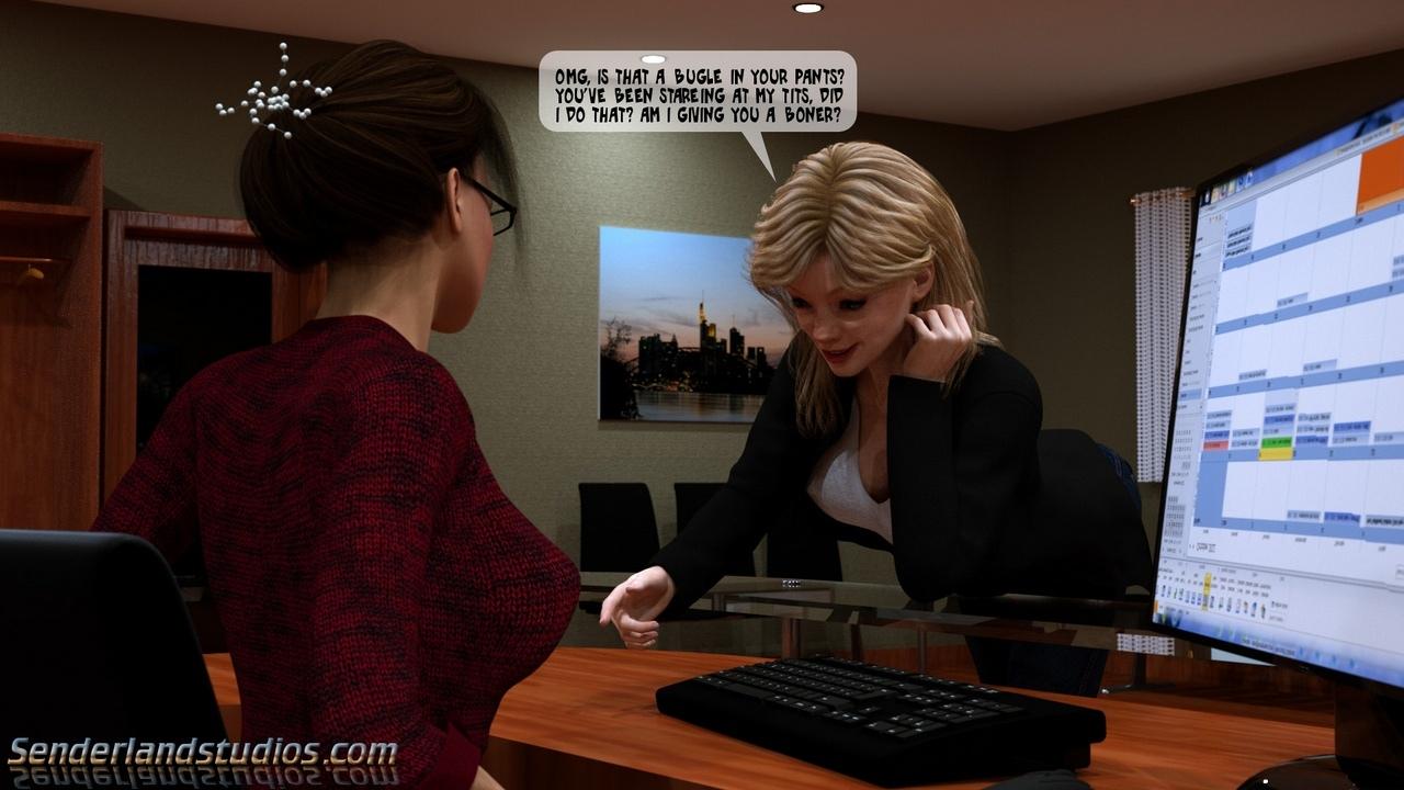Dedra\'s Story - Office