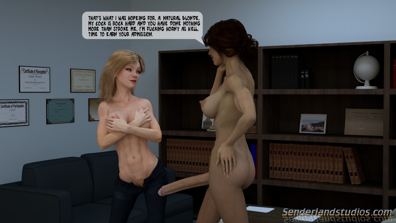 Dedra\'s Story - Office - part 2