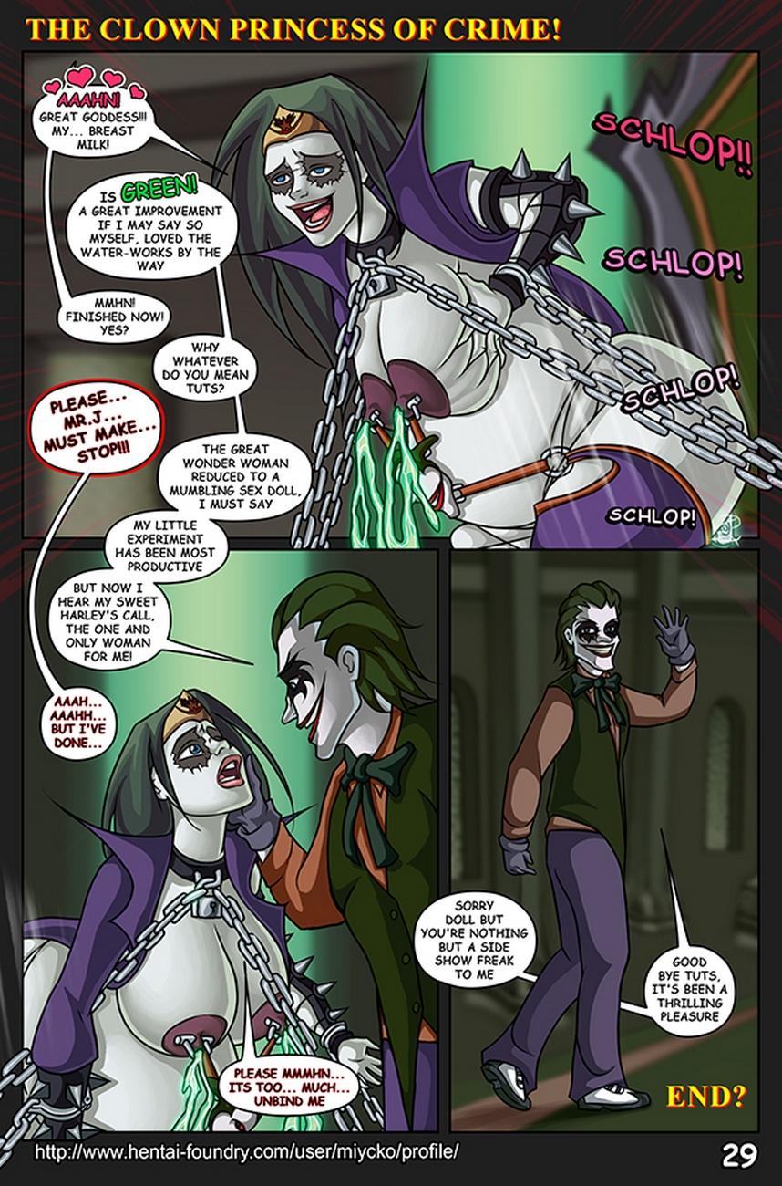 The Clown Princess Of Crime - part 2