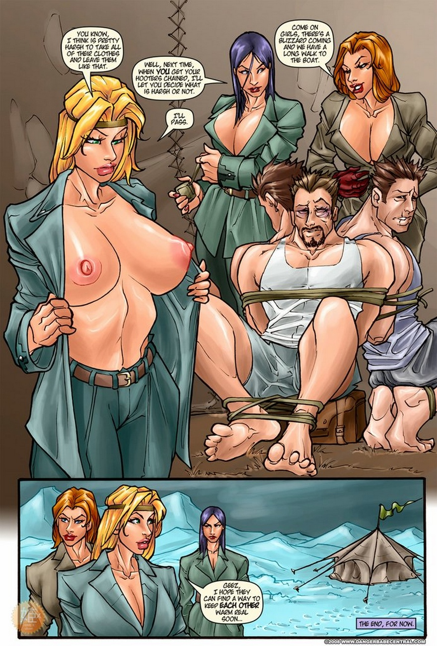 Sexy Seekers 1 - A Warm And Slimy Welcomch - part 3