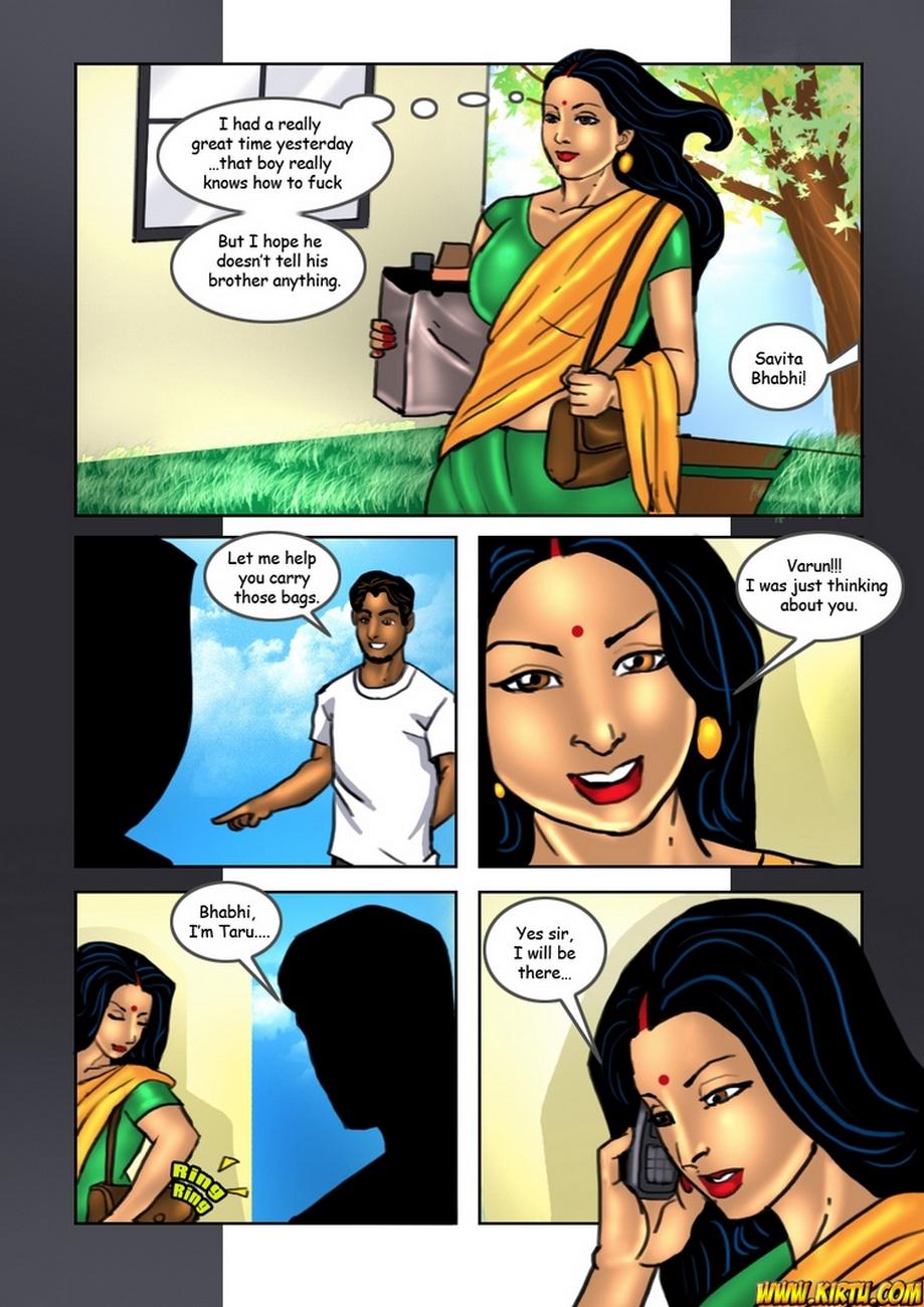 Savita Bhabhi 16 - Double Trouble 1 - part 2