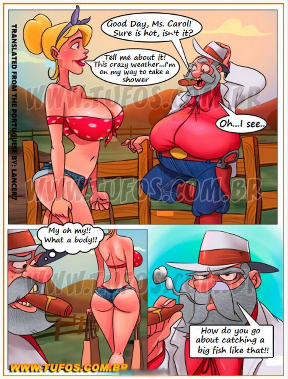 Familia Caipira 2 - Mom\'s Panties