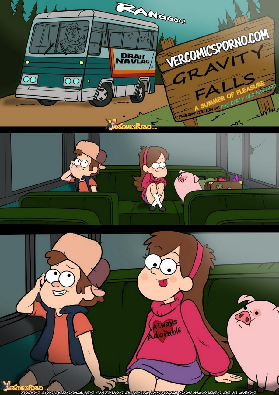 Gravity Falls - Big Mysteries