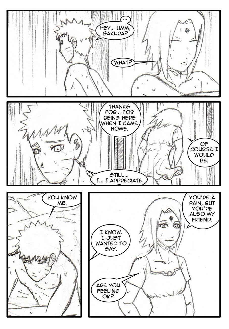 Naruto-Quest 1 - The Hero And The Princech