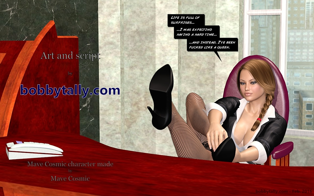 When Maya Meets Mave 2 - Waiting For Thech - part 7