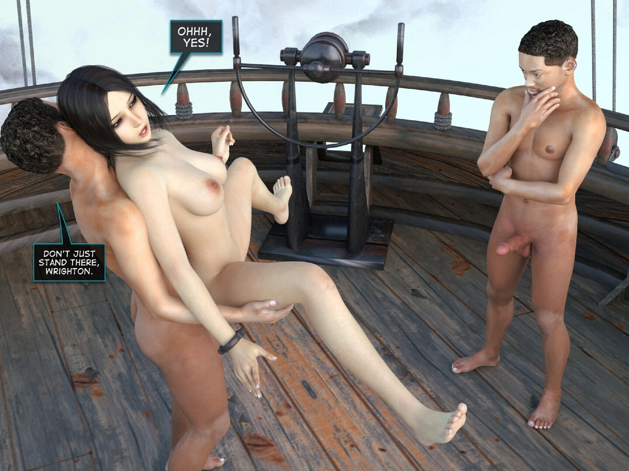 Mad Alyss 3 - Twin Brothers - part 4