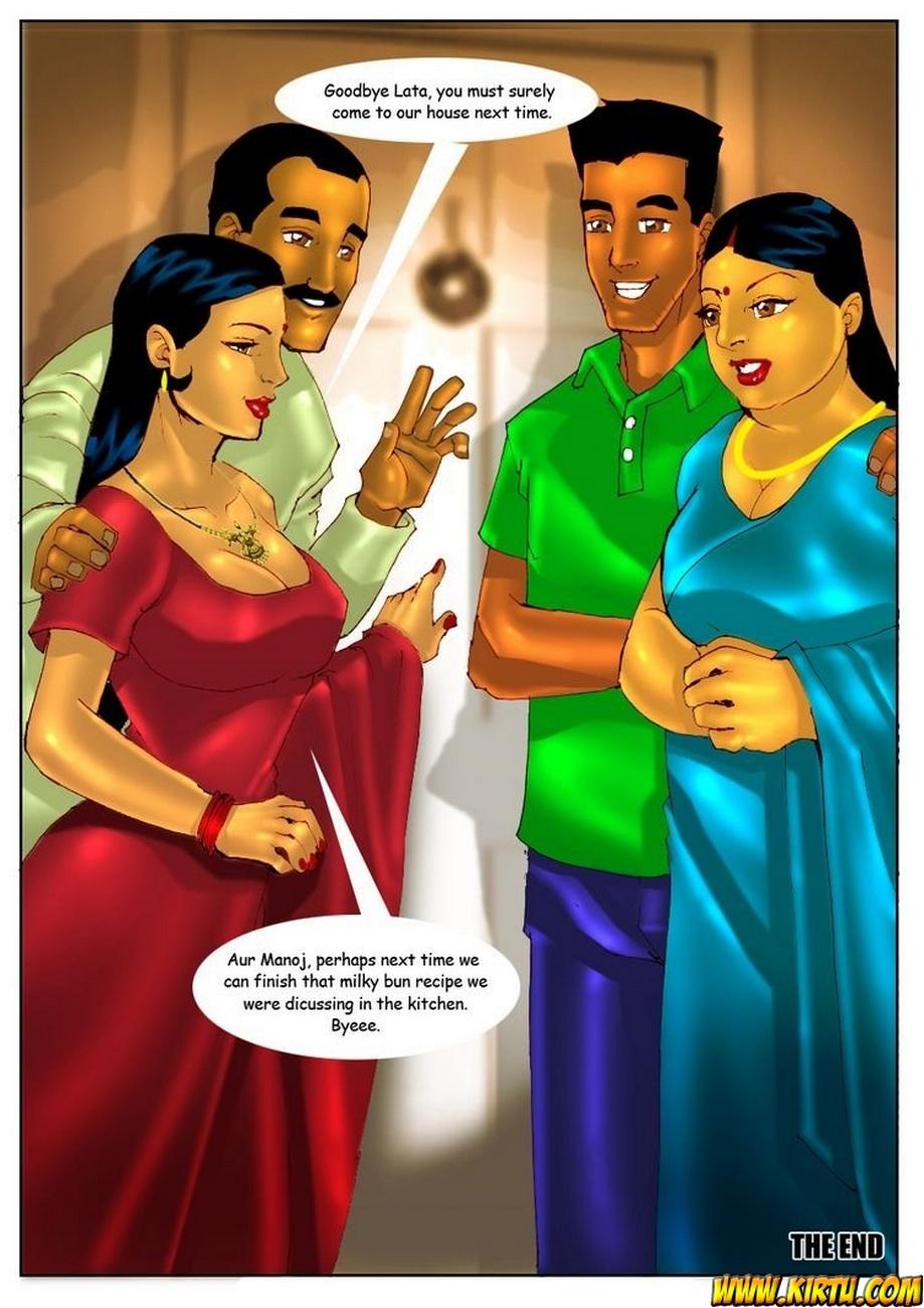 Savita Bhabhi 3 - The Party - part 2