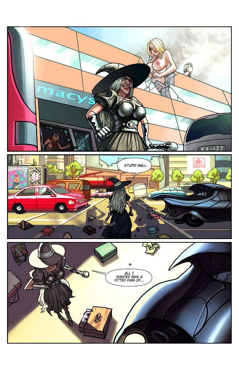Mall Madness - part 2