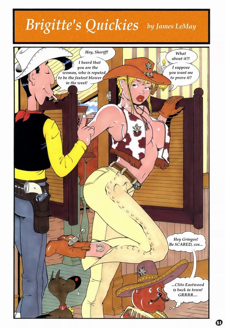 Brigitte\'s Quickies 2 - part 4