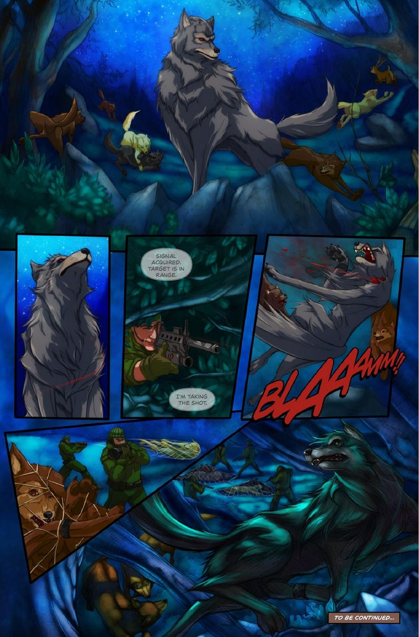 The Pack 1 - part 2