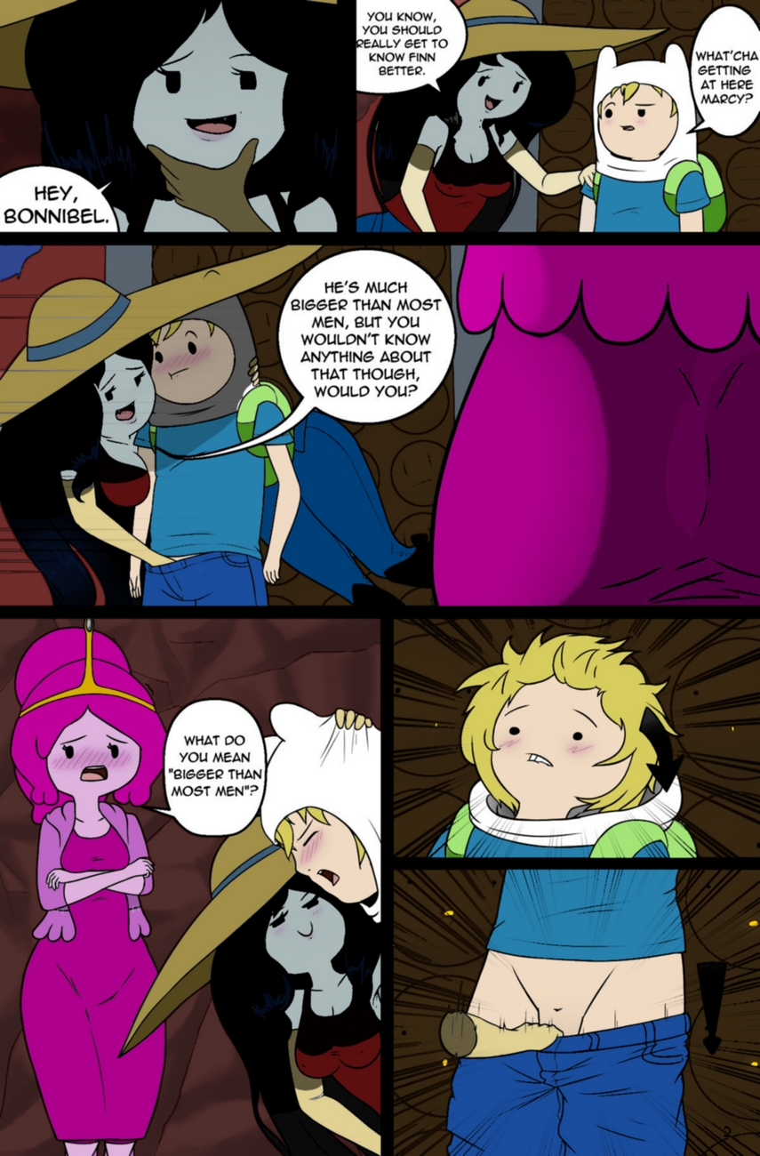 MisAdventure Time 2 - What Was Missing
