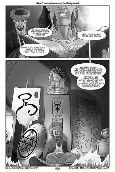 JL Forsaken Souls 3 - Xibalbah