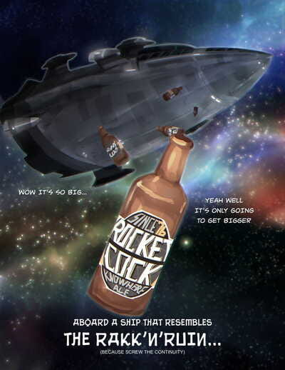 Seth-Iova Rocket Cock