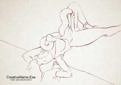 CreativeName.Exe Wurmlets - Animated Sketch - part 3