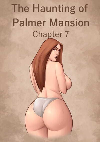 el inquietante de palmer mansión capítulo 7