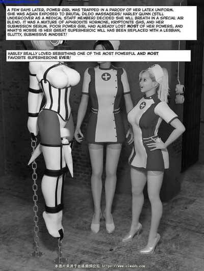 New Arkham For Superheroines 2 - The Gre… - part 2