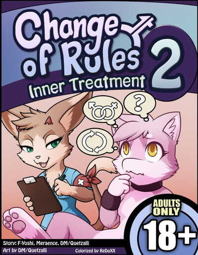 Darkmirage- Change of Rules 2 – Inner Treatment