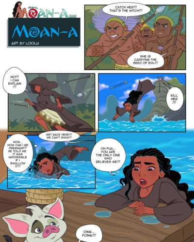 Moan-a Let a Moan 1