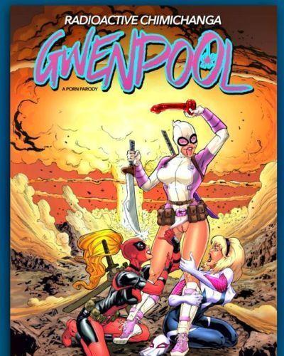 [Tracyscops] Gwenpool (Spider-Man) [Sample]