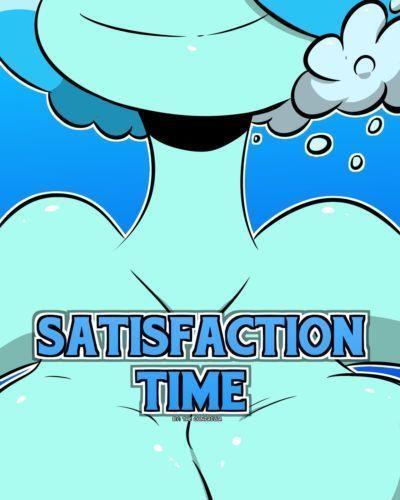 [Ounpaduia] Satisfaction Time (Adventure Time)