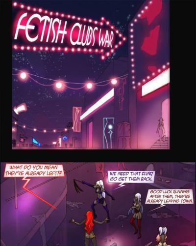 [Drowtales.com - Daydream 2] Chapter 20. Fetish Club War