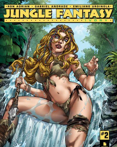 Jungle Fantasy - Ivory 002