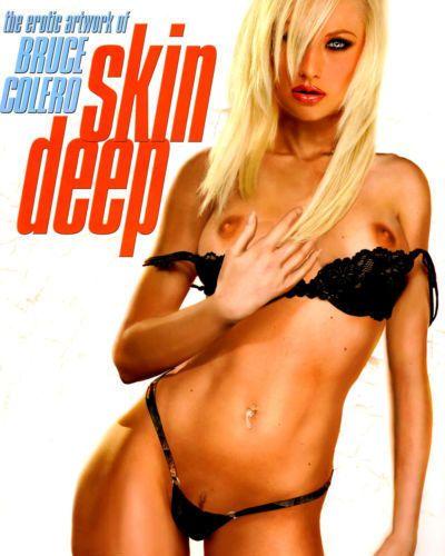 da deep: những Rất gợi tình nghệ thuật những Bruce colero